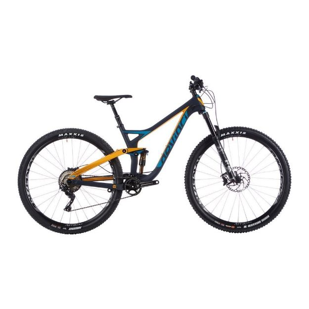 Picture of Carbon Frame Mountain Bicycle