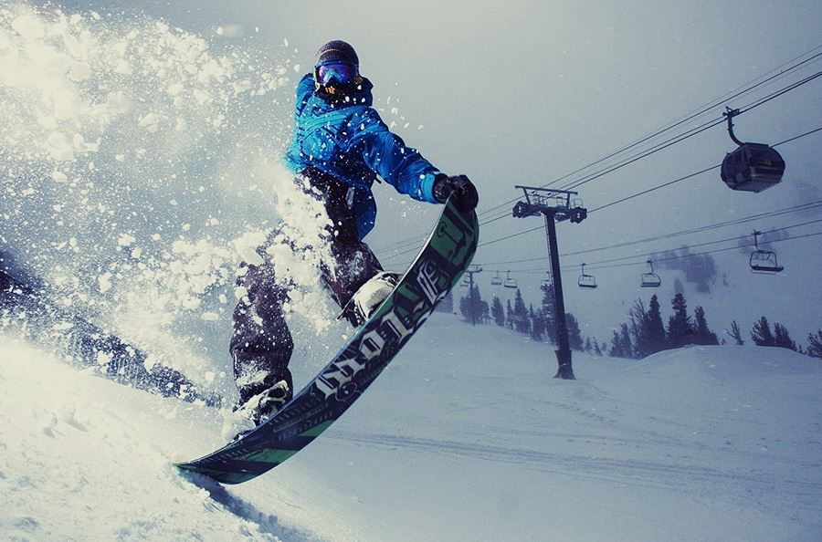 Picture for category Snowboarding