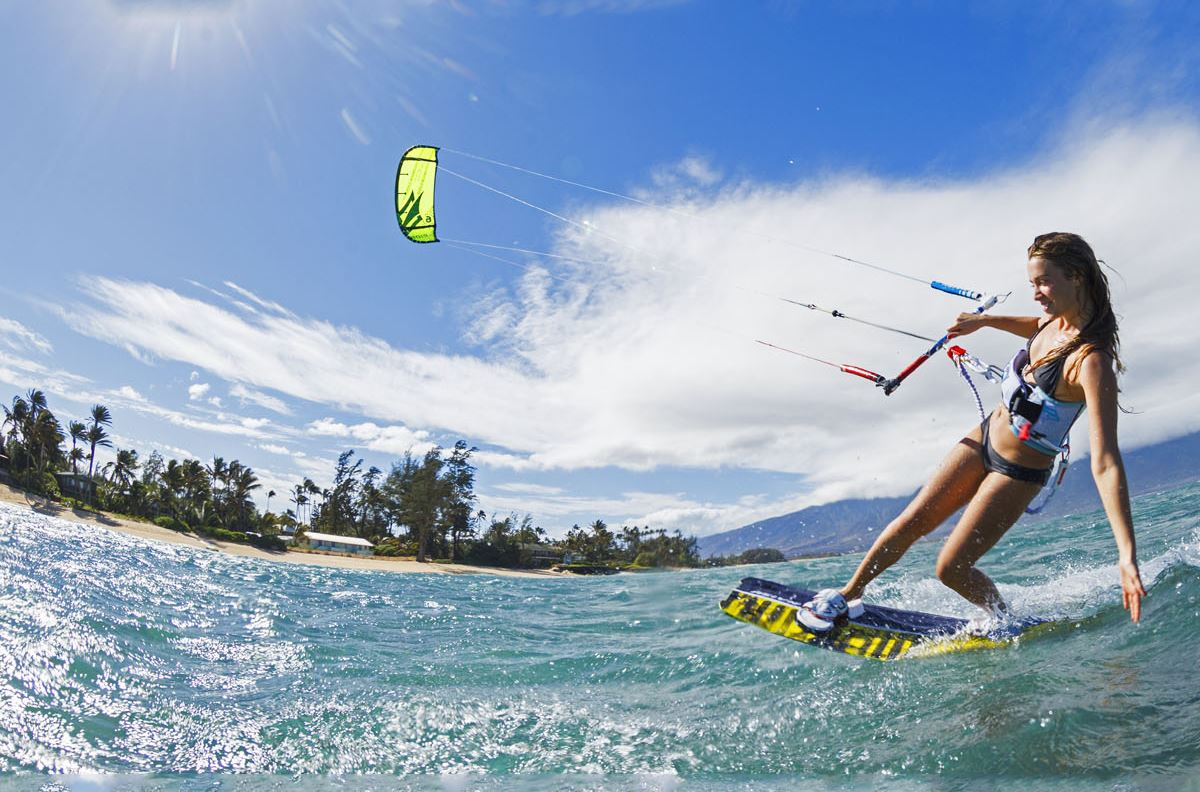Picture for category Kitesurf